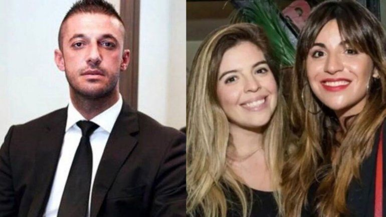 Fuerte reacción de Dalma y Gianinna contra Matías Morla