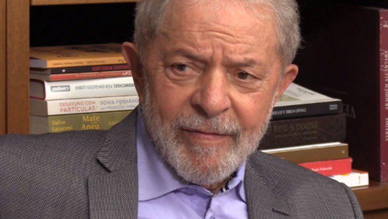 La justicia ratificó la segunda condena a Lula con 17 años de cárcel