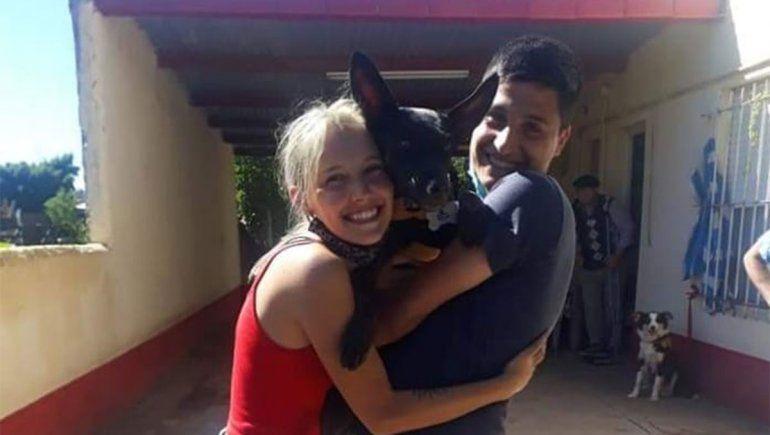 Apareció Nala, la perra neuquina que se perdió en La Pampa