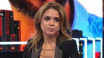 Rial y su desplante con Marina Calabró: Estoy dolida