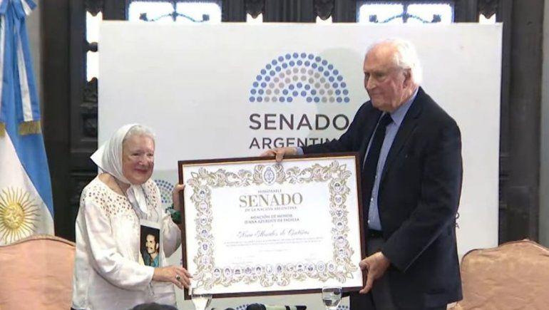 Fernando Pino Solanas fue senador nacional entre 2013 y 2019 | Foto: @fernandosolanas