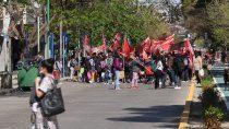 el acampe del fol, elecciones municipales y denuncia para evitar los cortes de puentes