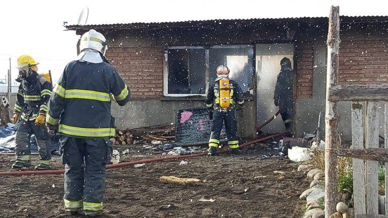 Sobrevivió a un incendio y ahora piden la ayuda de todos