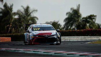 Matías Rossi cerró una gran producción en la cuarta fecha del Stock Car en Velocittá