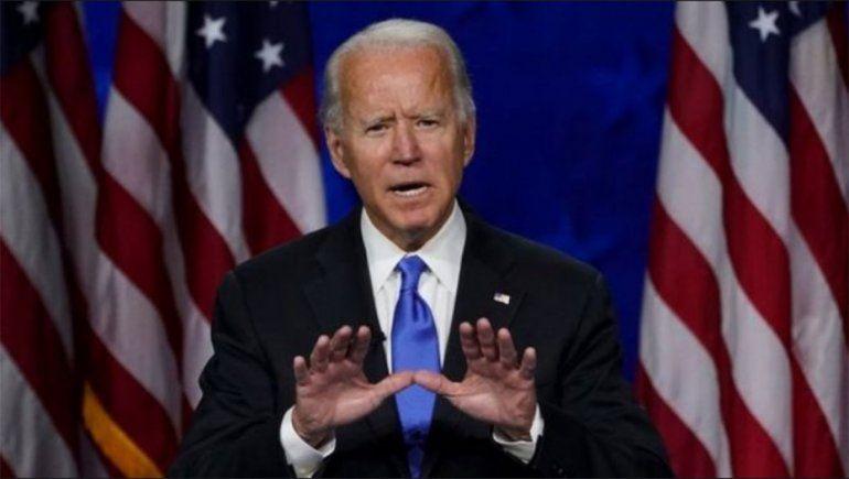 Biden nombró a sus principales asesores