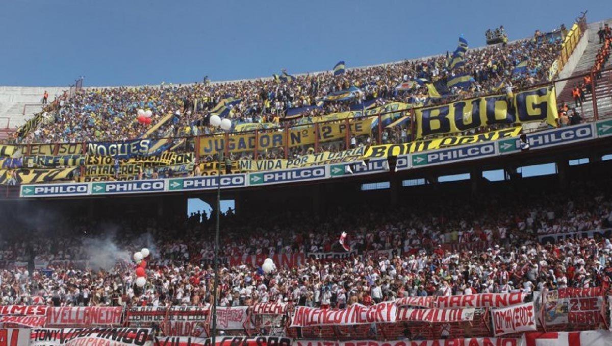 ¿vuelven los visitantes al futbol argentino?