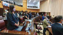 diputados del mpn avanzaron con sindicatos por la ley de carrera sanitaria