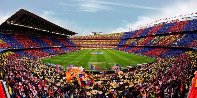 Barcelona acumula 5 victorias en forma consecutiva