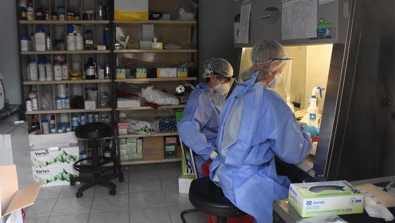 Martes trágico: ocho muertos por coronavirus en la provincia