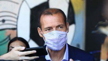 Gutiérrez anticipó la llegada de parte del gabinete nacional