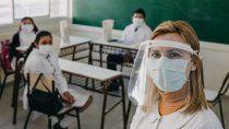 tienen que llegar al menos 15 mil dosis para que se vacunen los docentes