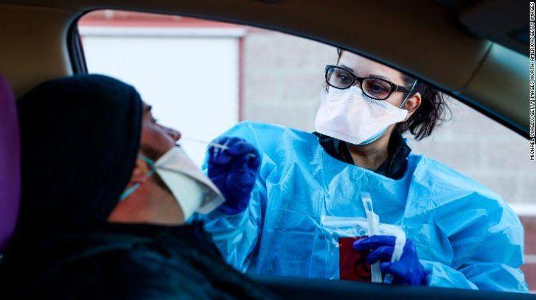 Coronavirus: apareció una nueva variante en Nueva York. Foto: CNN