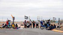 organizaciones sociales liberaron el corte en la autovia norte