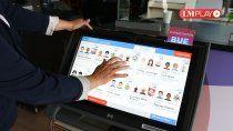 ¿como funciona la maquina para votar este domingo en neuquen?