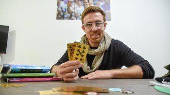 los jugadores de poker tienen quien les escriba