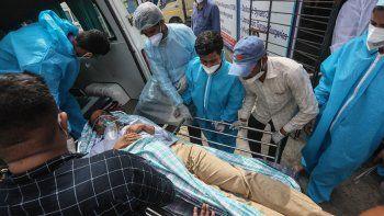 el hongo letal que ataca junto al covid-19 en india