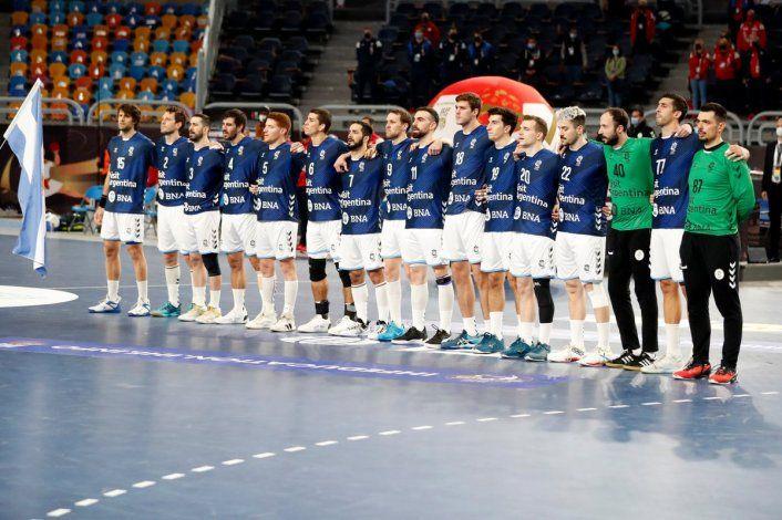 Hora y TV del partido más importante de la historia del handball argentino