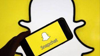 Snapchat se copió de TikTok