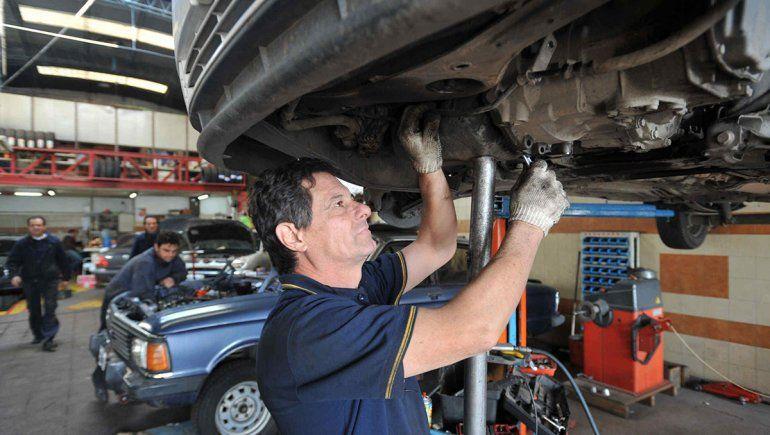 Día del mecánico: Festejamos mantener los puestos de trabajo en pandemia