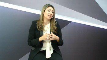 nadia marquez: hay que eliminar el clientelismo politico