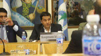koopmann: estamos revirtiendo un historico atraso para el crecimiento de zapala