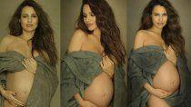 pampita al desnudo: mira la infartante produccion de fotos