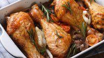 cinco recetas diferentes con pollo para no repetirse