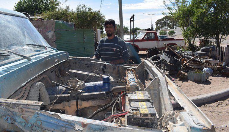 Las Grutas: encontraron muerto a Firmapaz, el pulpero de la F100