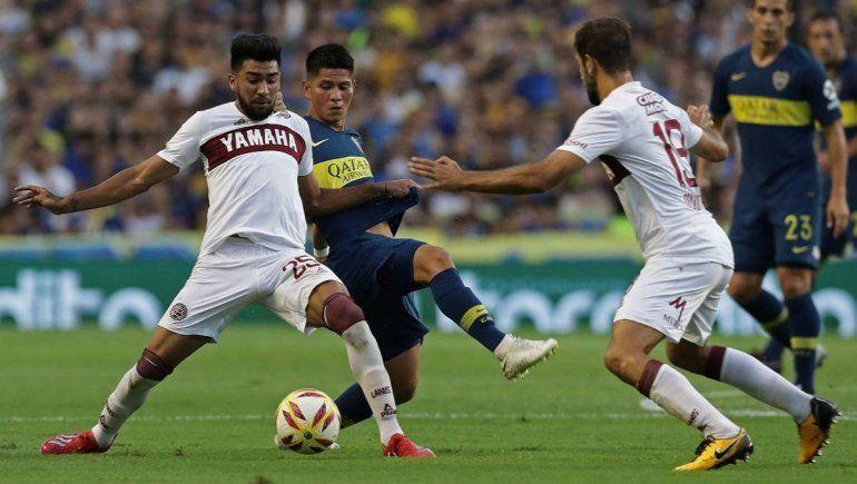 Boca vs Lanús, sábado 31 de octubre por la Liga Argentina