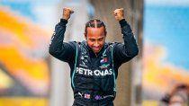 Hamilton todavía no firmó su renovación con Mercedes para seguir en la Fórmula 1