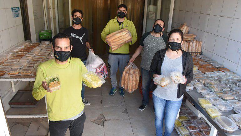 Somos Amigos Ayudando: una Fundación que nació al calor de la pandemia