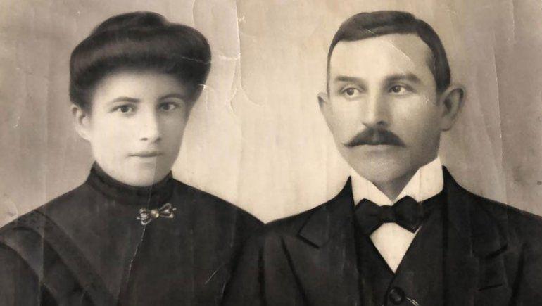 La familia Scianca, recuerdos cipoleños