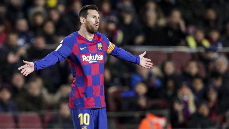 Messi habló sobre el costo que paga por su fama.