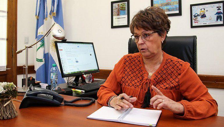 La ministra de Educación, Cristina Storionio, confirmó la vuelta a clases en marzo.