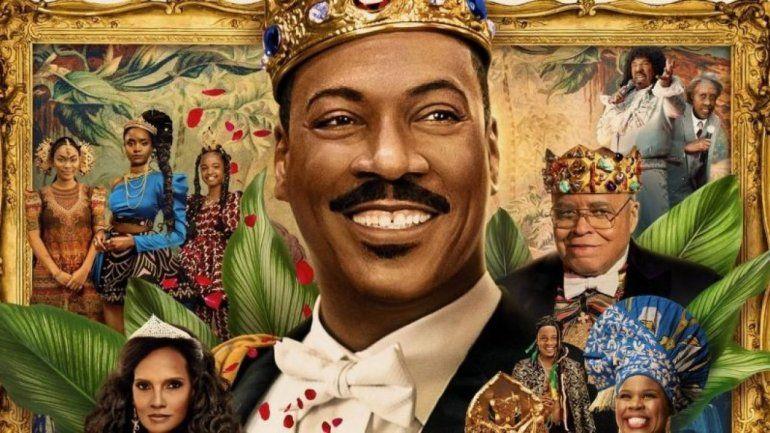 Un príncipe en Nueva York es el clásico que revive desde este viernes la plataforma de streaming Amazon Prime Video.
