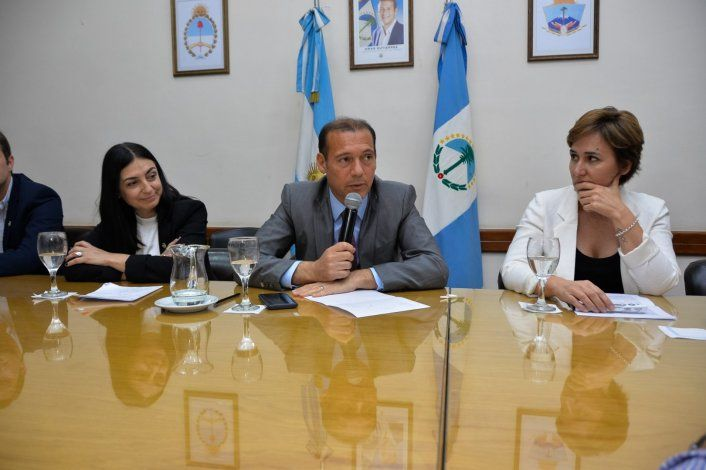 Vicente es una referente del sistema de salud neuquino cercana al gobierno provincial.
