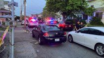 estados unidos: un tiroteo dejo a 9 personas heridas