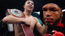 boxeador desfigurado: asi le quedo el rostro tras feroz pelea