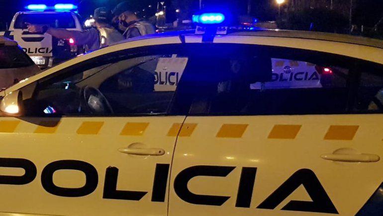 Indignante: chocó a dos motociclistas y los dejó tirados