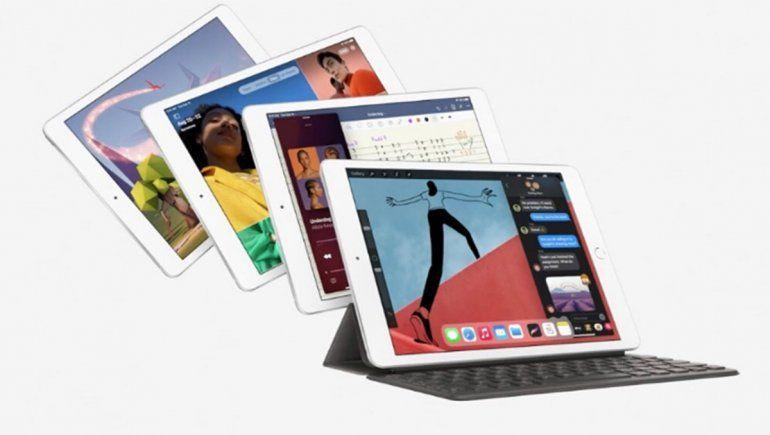 Mirá el nuevo iPad 8 con chip A12 Bionic