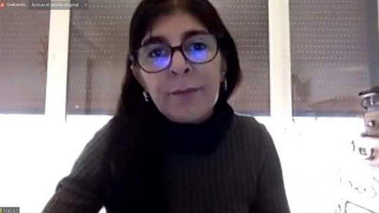 Matilde Altomaro Mujica tenía 2 años cuando su madre, Susana Mujica, fue secuestrada en junio de 1976 y desde entonces se encuentra desaparecida.