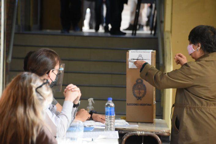 Con una importante concurrencia cerró la jornada electoral en Neuquén