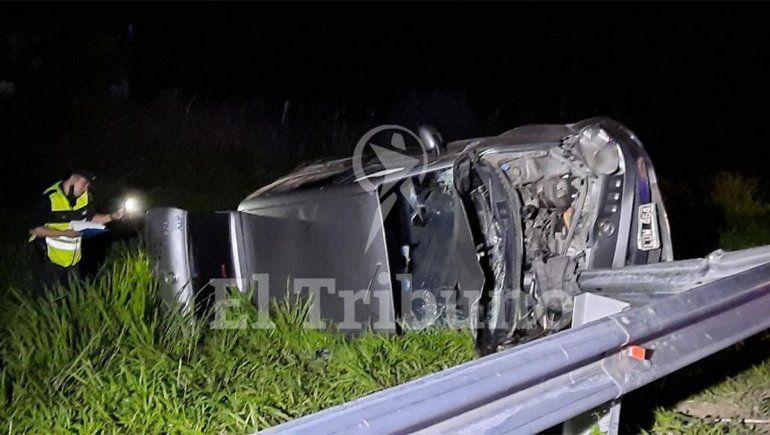 Tres muertos en un trágico accidente sobre ruta 9/34 — Salta