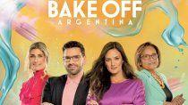 arranca bake off: dias, horarios y quienes seran los jurados