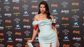 Llaman put* a una actriz en plena transmisión de los Goya 2021