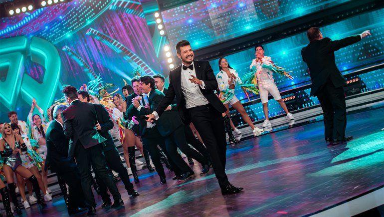 Volvió Tinelli a la pantalla: música, baile y polémica