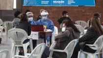 neuquen tuvo una sola muerte y 31 nuevos contagios de covid