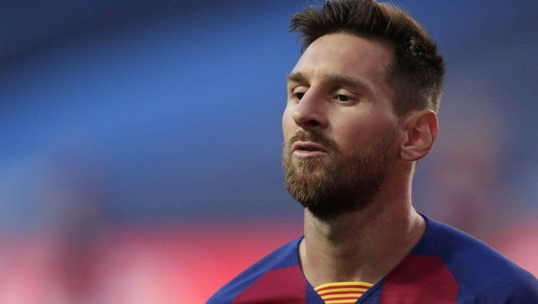 Messi estará disponible para asistir al Barcelona en los próximos juegos de Liga y Champions.