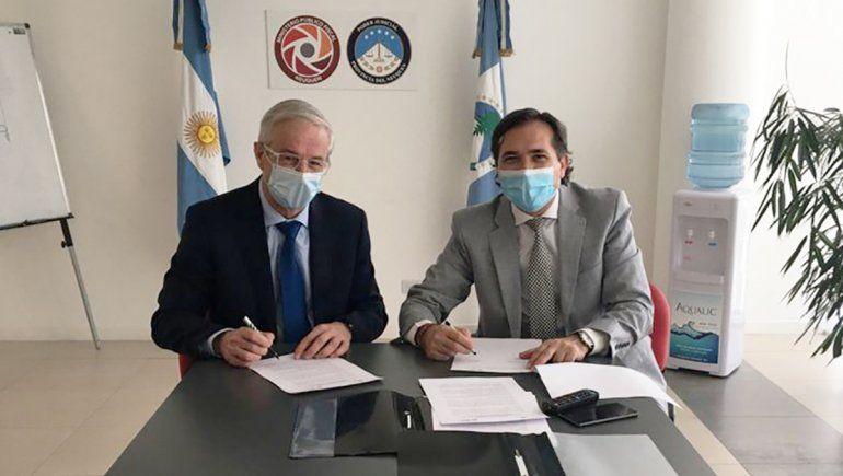 El Chañar busca ser el primer municipio con juicios por jurado