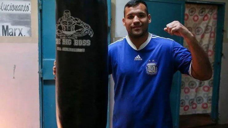 La fiscal pidió la detención del boxeador y ex convicto.